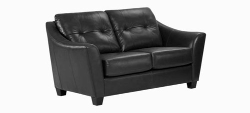 Jaymar Allegro Loveseat available in leather, fabric, or microfiber.