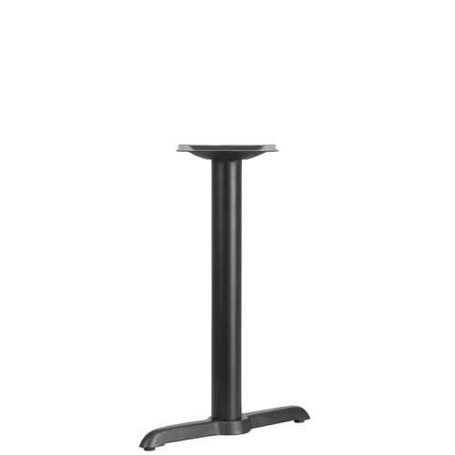 Flash Furniture | 5'' x 22'' Restaurant Table T-Base with 3'' Dia. Table Height Column