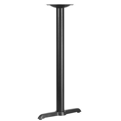 Flash Furniture | 5'' x 22'' Restaurant Table T-Base with 3'' Dia. Bar Height Column