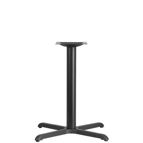 Flash Furniture | 30'' x 30'' Restaurant Table X-Base with 3'' Dia. Table Height Column
