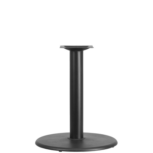 Flash Furniture | 24'' Round Restaurant Table Base with 4'' Dia. Table Height Column