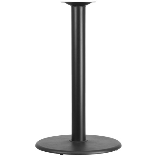 Flash Furniture | 24'' Round Restaurant Table Base with 4'' Dia. Bar Height Column