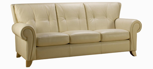 Jaymar Erica Sofa is available in high quality leather, fabric, and microfiber.