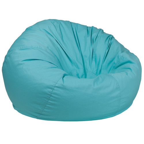 Flash Furniture | Oversized Solid Mint Green Bean Bag Chair