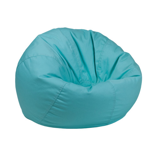 Flash Furniture | Small Solid Mint Green Kids Bean Bag Chair