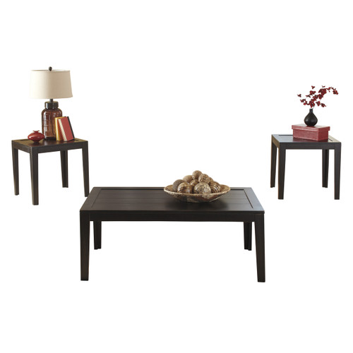 Flash Furniture | Signature Design by Ashley Birstrom 3 Piece Occasional Table Set