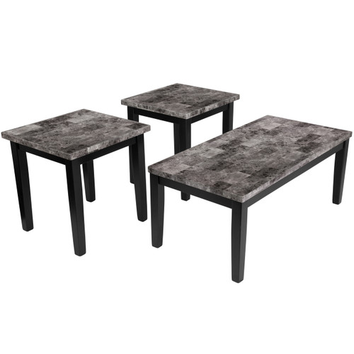 Flash Furniture | Signature Design by Ashley Maysville 3 Piece Occasional Table Set