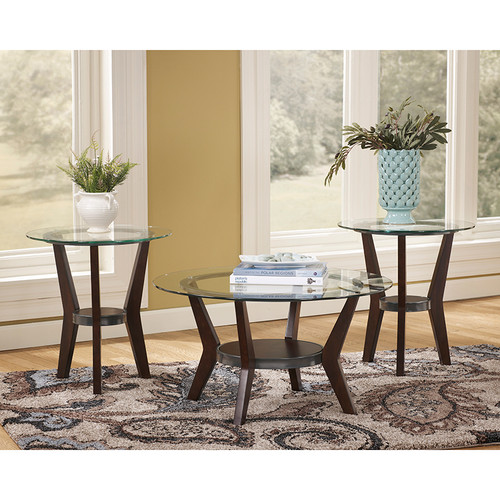 Flash Furniture | Signature Design by Ashley Fantell 3 Piece Occasional Table Set