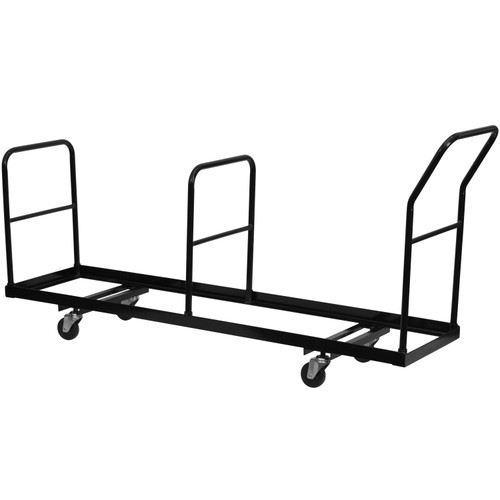Flash Furniture | Vertical Storage Folding Chair Dolly - 35 Chair Capacity