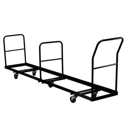 Flash Furniture | Vertical Storage Folding Chair Dolly - 50 Chair Capacity