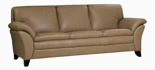 Jaymar Garbo Sofa is available in high quality leather, fabric, or microfiber.