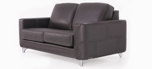 Jaymar Kinsey Loveseat is available in high quality leather, fabric, or microfiber.