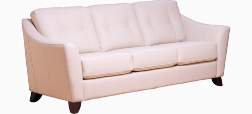 Jaymar Limbo Sofa is available in high quality leather, fabric, or microfiber.