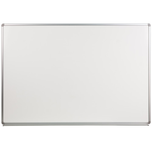 Flash Furniture | 6' W x 4' H Porcelain Magnetic Marker Board