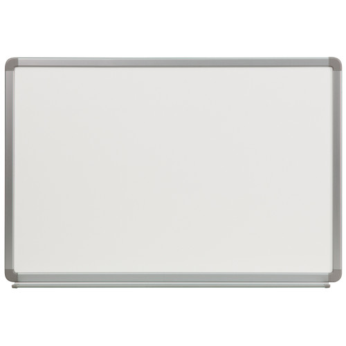 Flash Furniture | 3' W x 2' H Porcelain Magnetic Marker Board