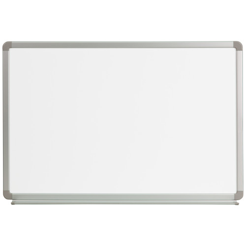 Flash Furniture | 3' W x 2' H Magnetic Marker Board