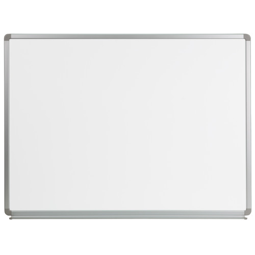 Flash Furniture | 4' W x 3' H Magnetic Marker Board