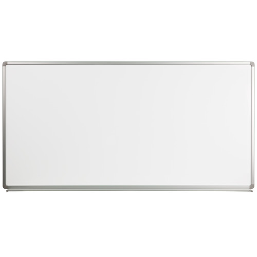 Flash Furniture | 6' W x 3' H Magnetic Marker Board