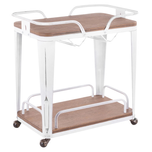 LumiSource | Oregon Bar Cart