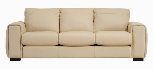 Jaymar Sienna Sofa is available in high quality leather, fabric, or microfiber.