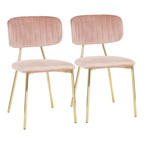 LumiSource | Bouton Dining Chairs (Set of 2)