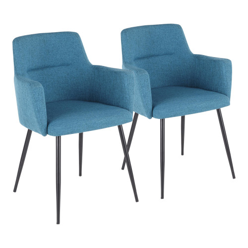LumiSource | Andrew Dining Chairs (Set of 2)