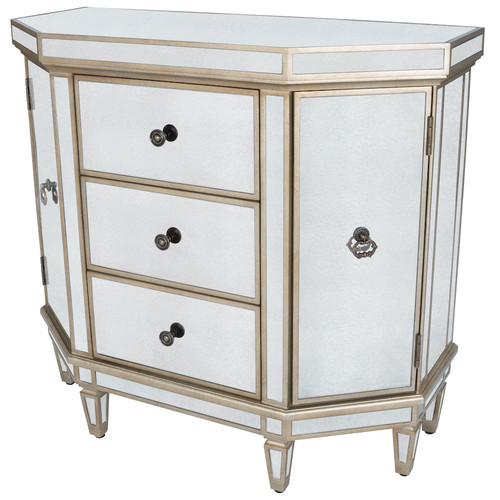 Butler Specialty Company | Bethany Mirrored Console Chest