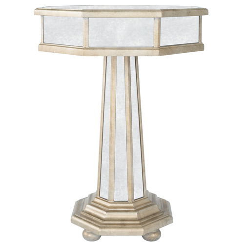 Butler Specialty Company | Elena Mirrored End Table