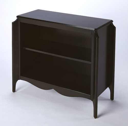 Butler Specialty Company | Wilshire Chocolate Bookcase