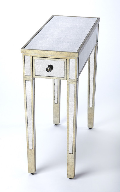 Butler Specialty Company | Katarina Mirrored Chairside Table