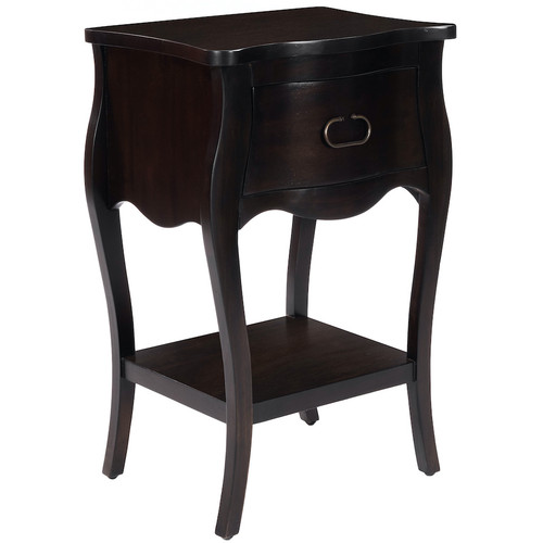 Butler Specialty Company | Rochelle Dark Brown Night Stand
