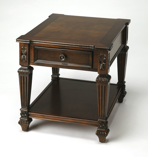 Butler Specialty Company | Hastings Nutmeg End Table