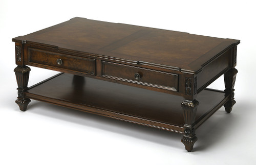 Butler Specialty Company | Hastings Nutmeg Coffee Table