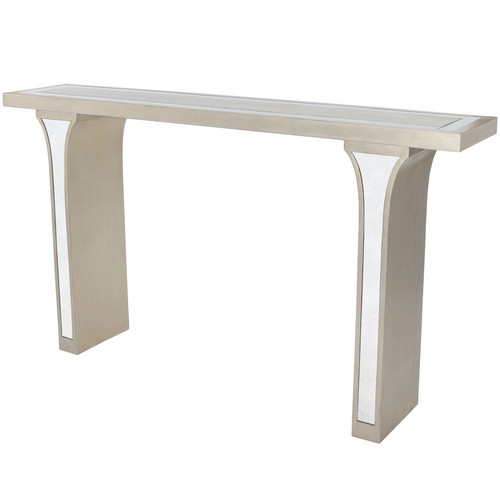 Butler Specialty Company | Katya Silver & Mirrored Console Table