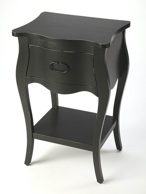 Butler Specialty Company | Rochelle Black End Table