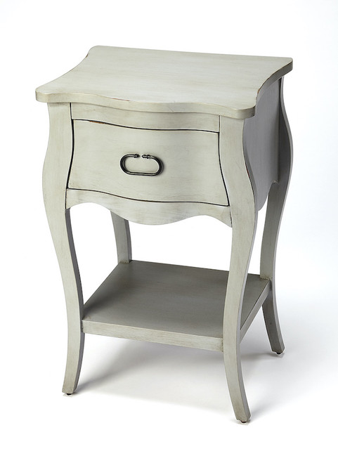 Butler Specialty Company | Rochelle Gray End Table