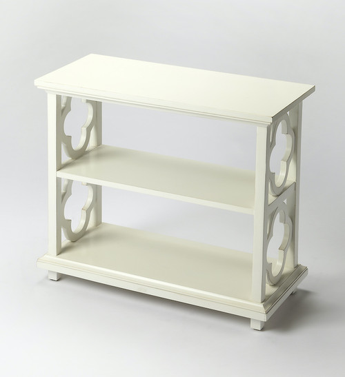Butler Specialty Company | Paloma Cottage White Bookcase