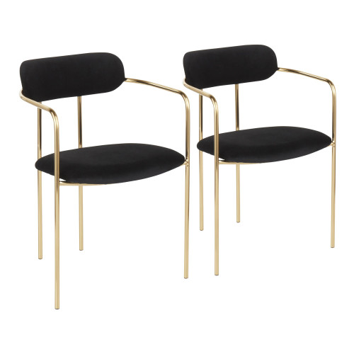 LumiSource | Demi Chair - Set of 2