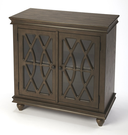 Butler Specialty Furniture | Lansing Coffee 2 Door Accent Cabinet