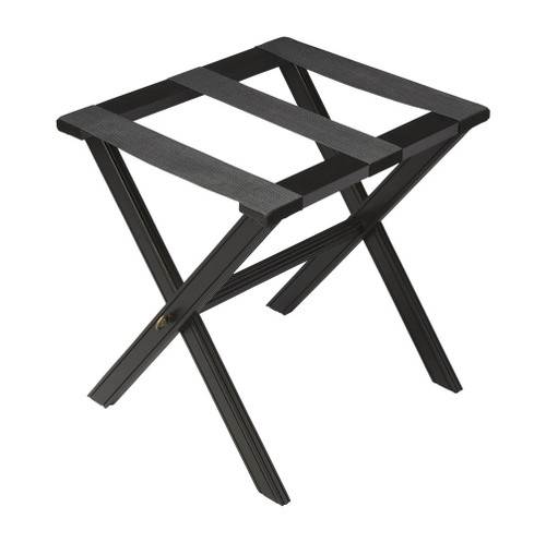 Butler Specialty Furniture | Anthony Black Licorice Luggage Rack