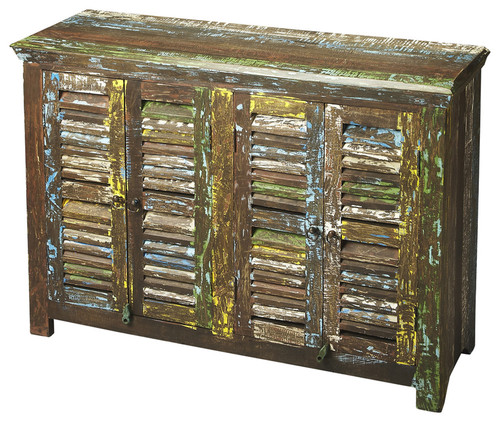 Butler Specialty Furniture | Haveli Reclaimed Wood Sideboard