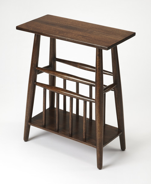 Butler Specialty Company | Bowen Solid Wood Magazine Table