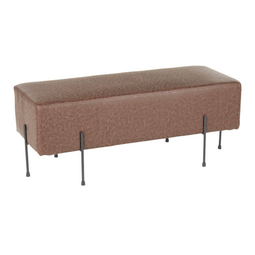 LumiSource | Daniella Contemporary Bench
