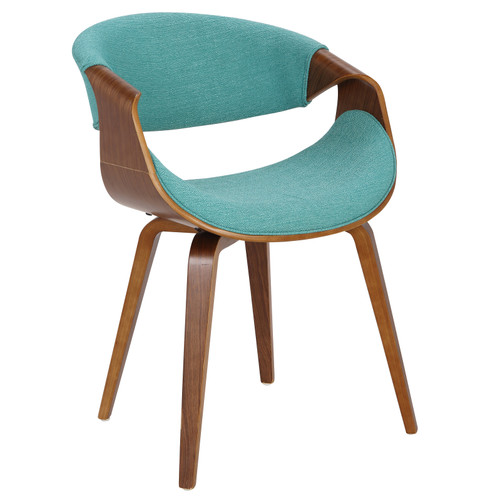 LumiSource | Curvo Dining/Accent Chair