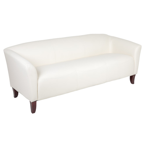 Flash Furniture | HERCULES Imperial Series Ivory LeatherSoft Sofa