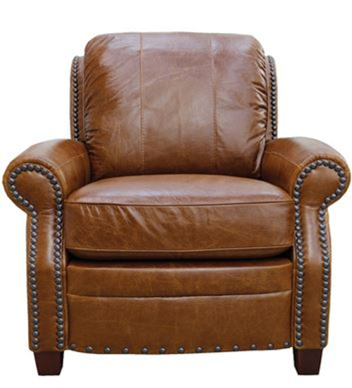 Luke Leather Ashton Chair