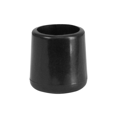 Flash Furniture | Black Replacement Foot Cap for Plastic Folding Chairs