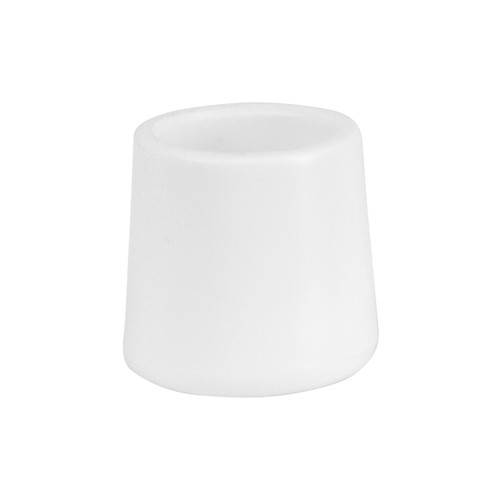 Flash Furniture | White Replacement Foot Cap for Plastic Folding Chairs