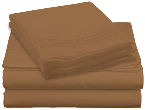 Design Center West Sheets That Breathe available in sizes King, Queen, Full, or Twin!