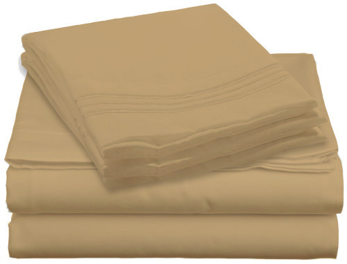 Design Center West Sheets That Breathe - available in King, Queen, Full, or Twin sizes!